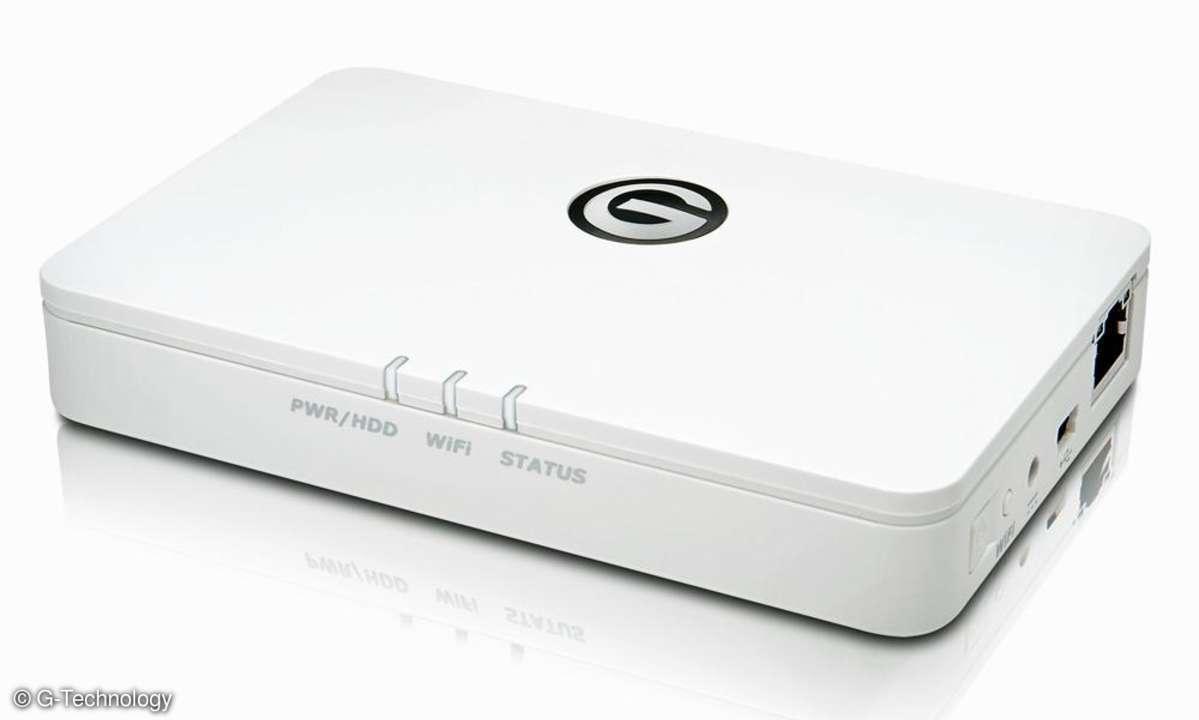 Hitachi G-Connect fürs iPhone und Co