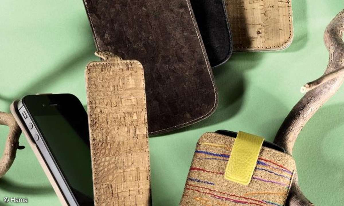 Hama EcoLine, Öko Smartphone-Taschen