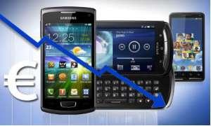 Preissturz bei Smartphones