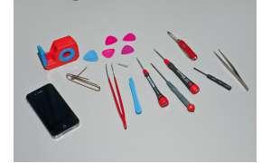 Werkzeugauswahl