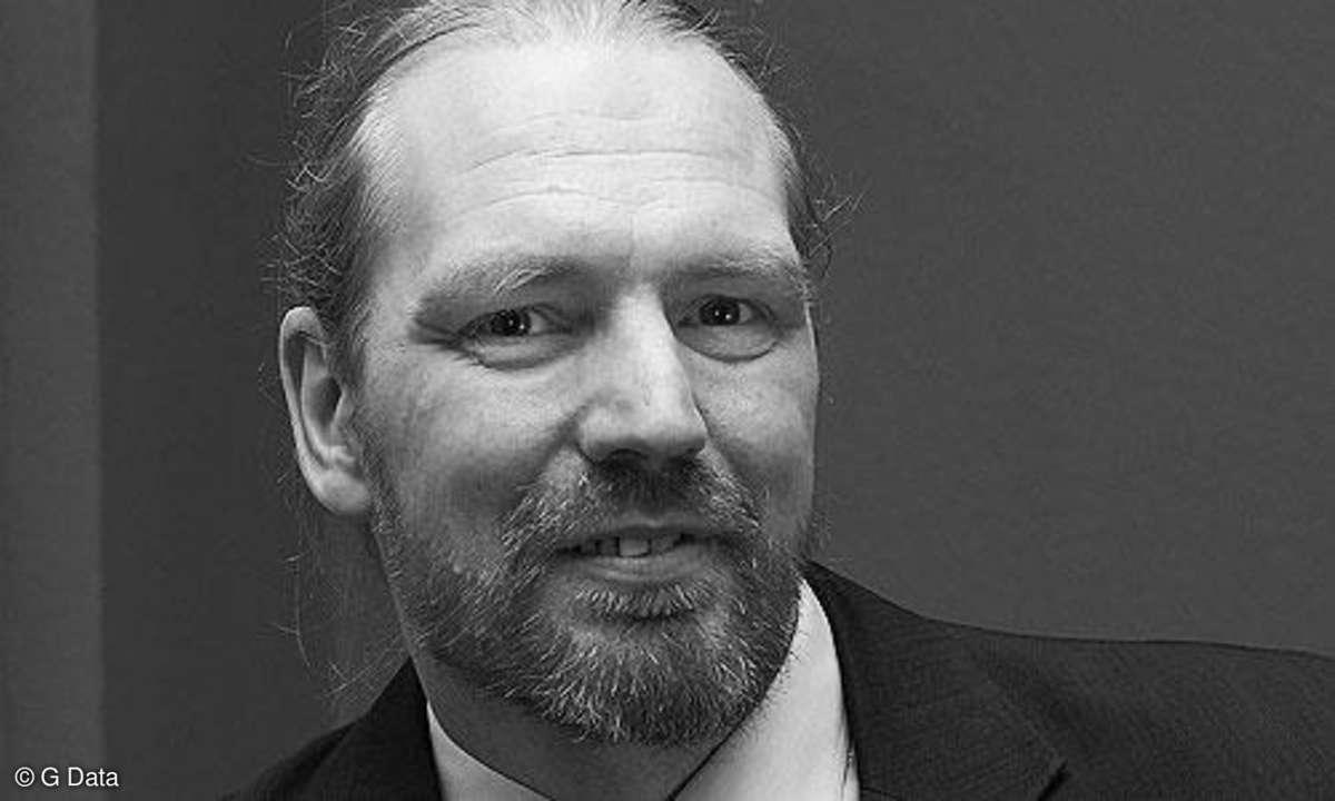 Ralf Benzmüller, G Data