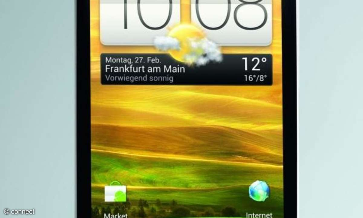 HTC One X: Android 4.0.4 kommt heute