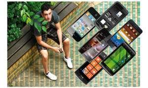 Internet-Smartphones