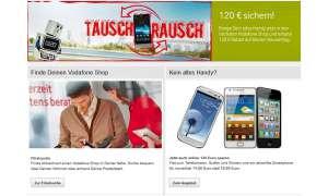 Vodafone Tausch-Rausch