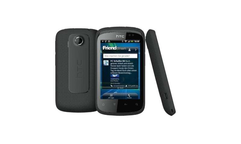 HTC Explorer im Test