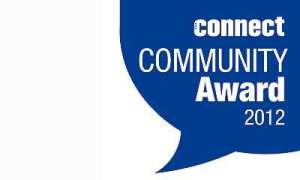 connect Community Award