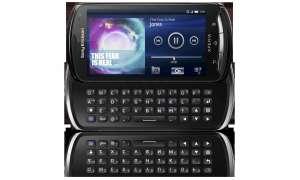 Sony Ericsson pro