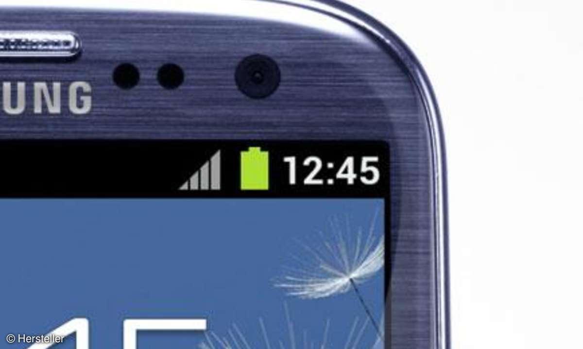 S3 bald mit 128 GB und in schwarz?