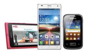 Smartphones der Woche, KW 33