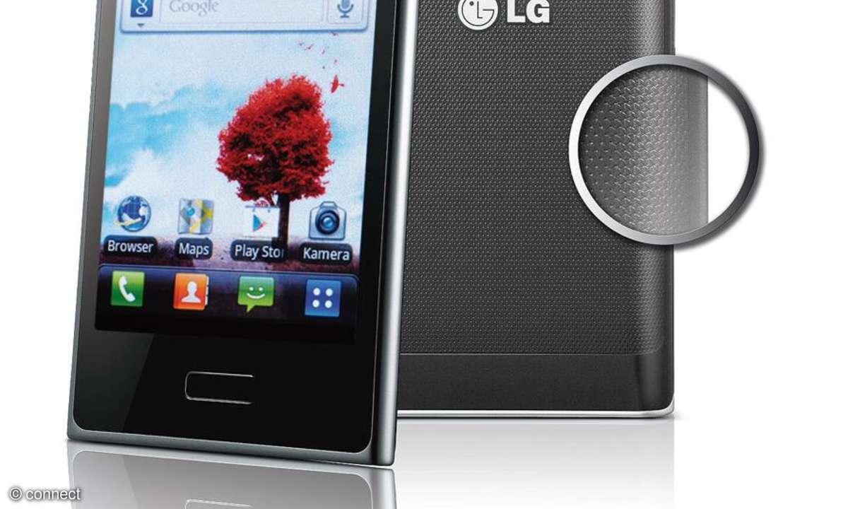 LG Optimus L3 im Test
