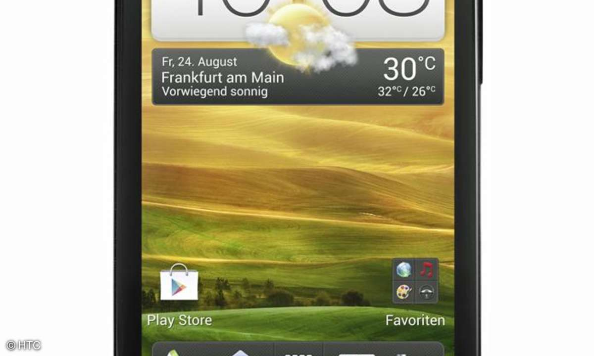HTC zeigt Mittelklasse-Modell Desire X