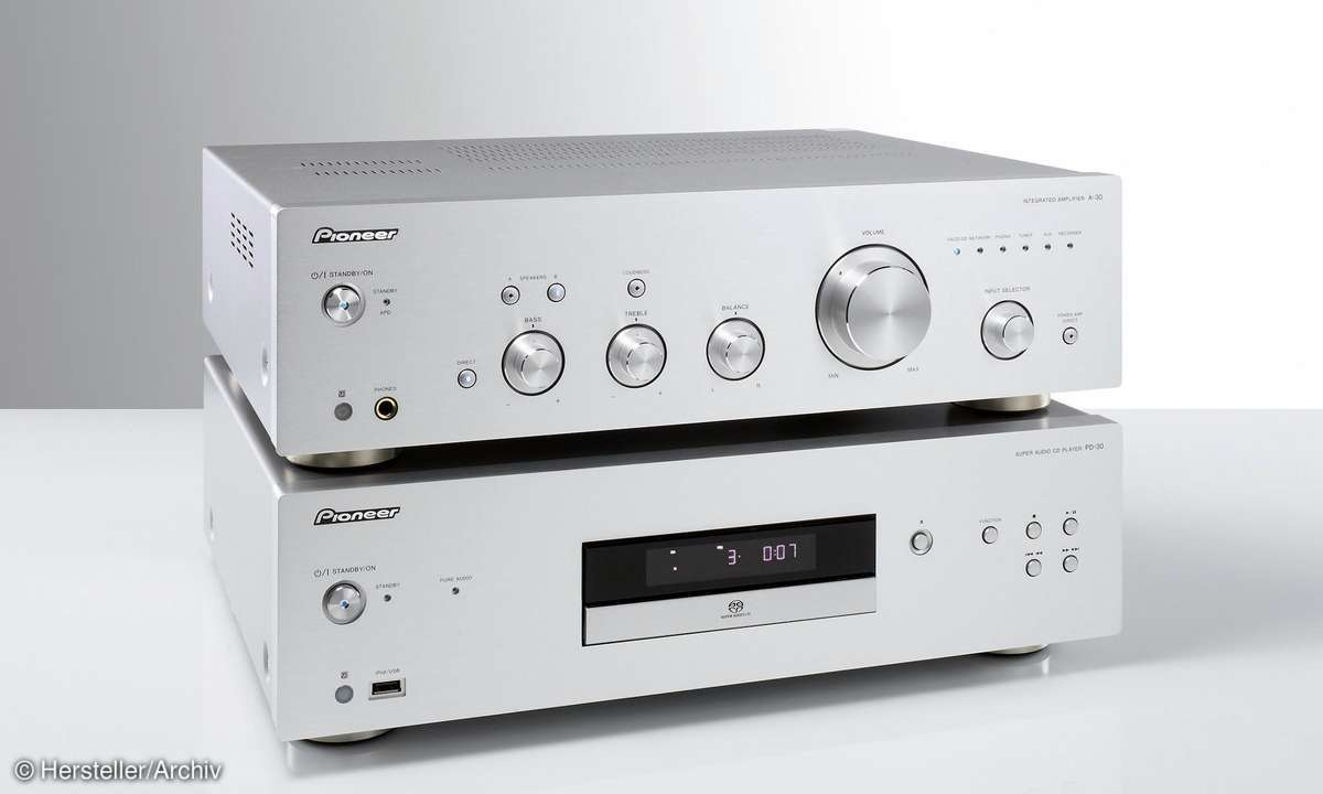 Pioneer A-30/PD-30