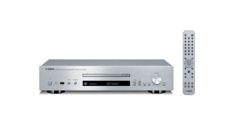 Yamaha CD-N500: Audiophiler Network-CD-Player