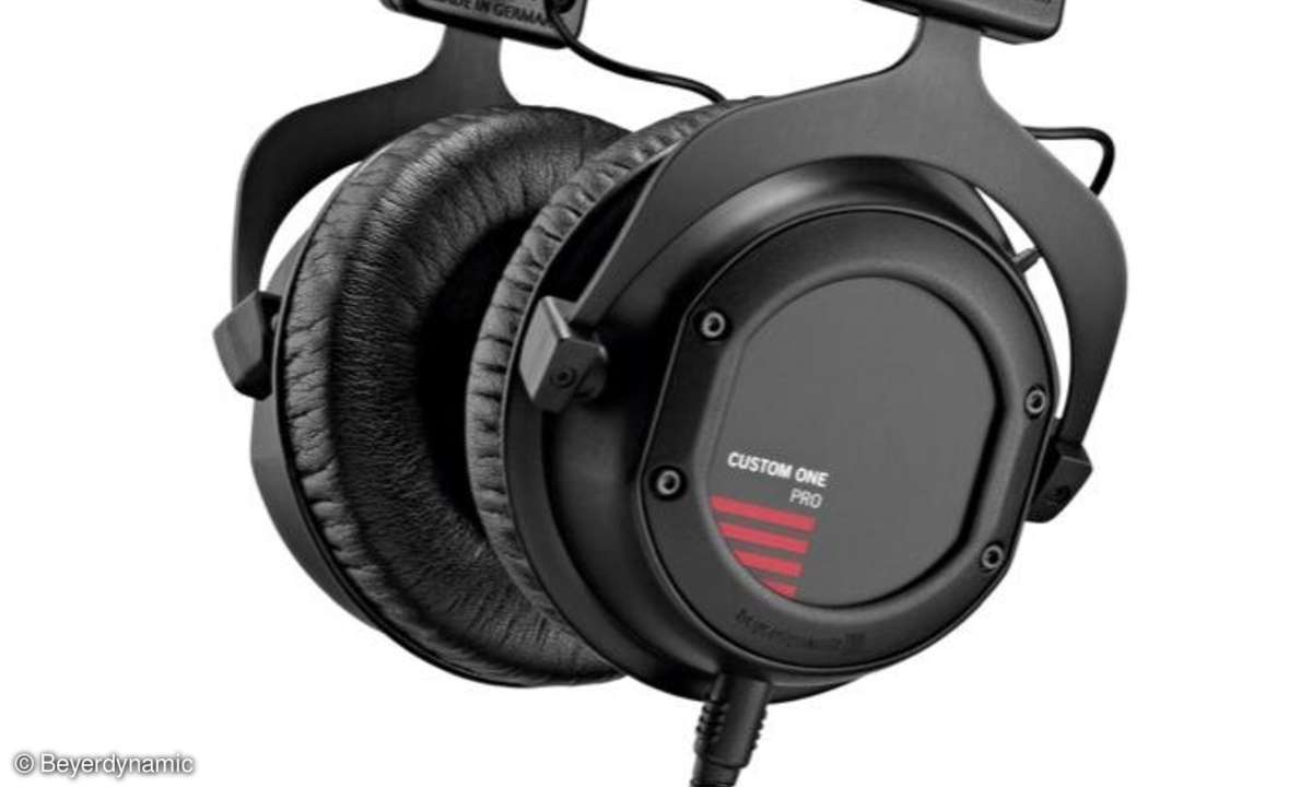 Beyerdynamic Kopfhörer CustomPro: Sound und Style