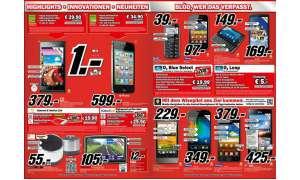 Mediamarkt, Schnäppchen-Angebote