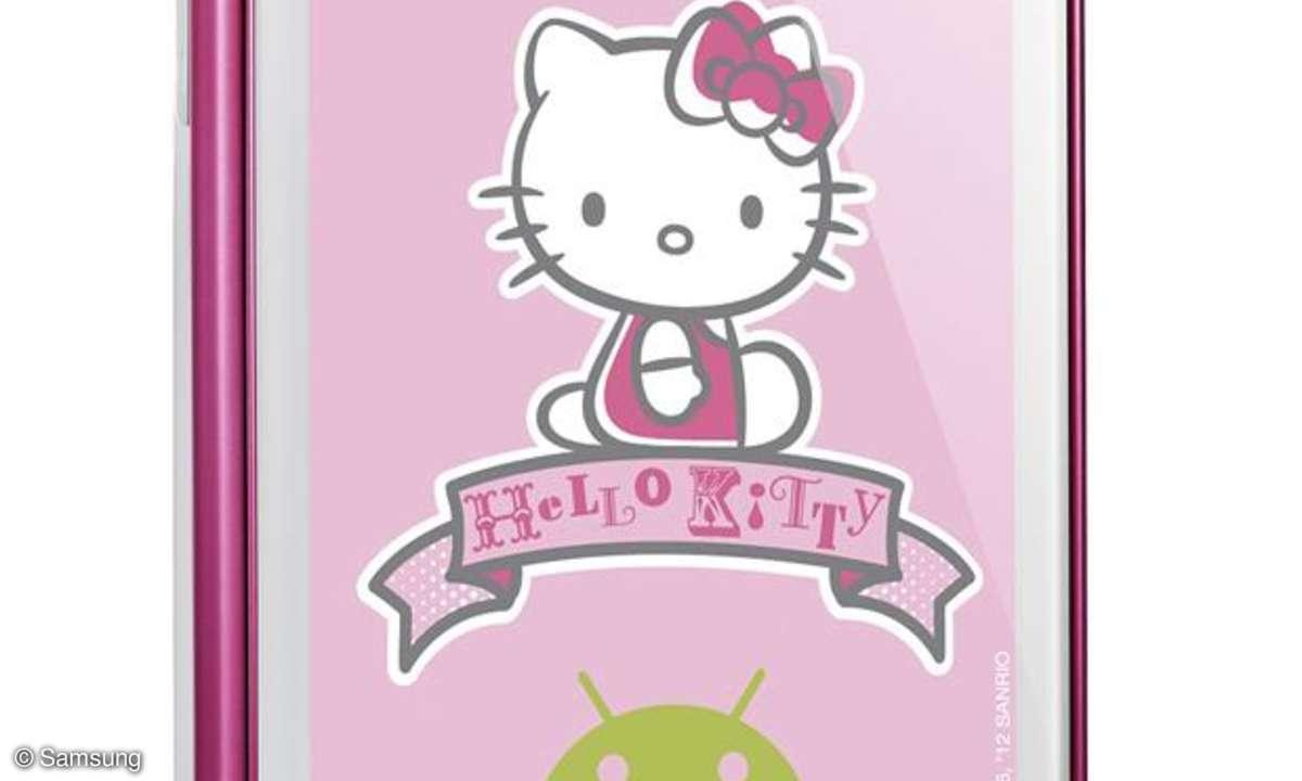 Samsung Galaxy Y Hello Kitty Edition