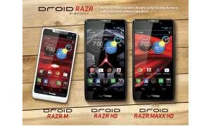 Die neue LTE-Smartphone-Offensive von Motorola