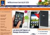 Aldi Süd Aktionsangebot, LG Optimus L5