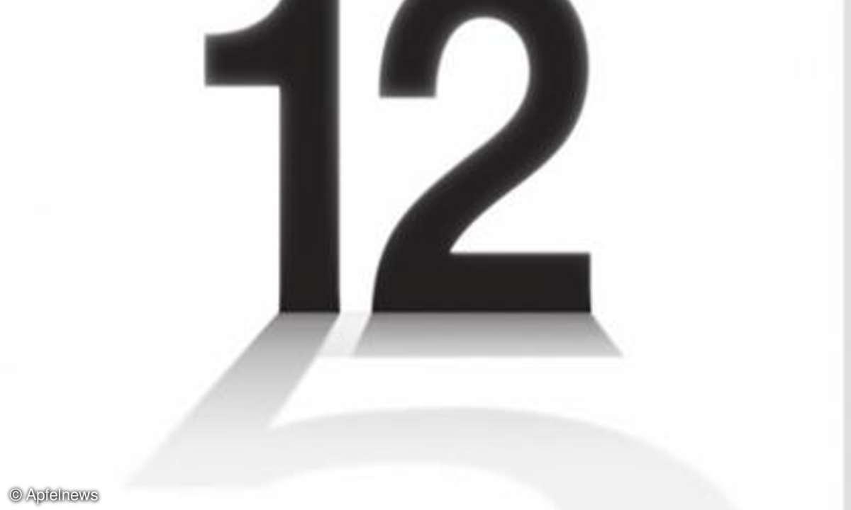 iPhone 5-Einladung: Enthüllung am 12. September 2012