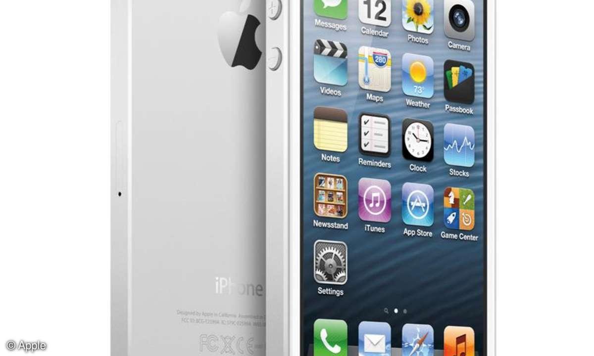 LTE beim iPhone 5 nur begrenzt nutzbar