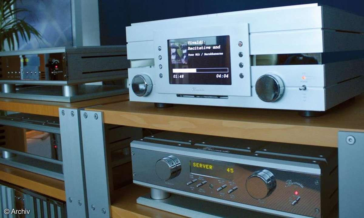 Burmester 111 Musikserver