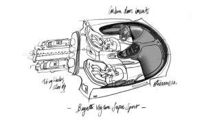 Dynaudio in Bugatti