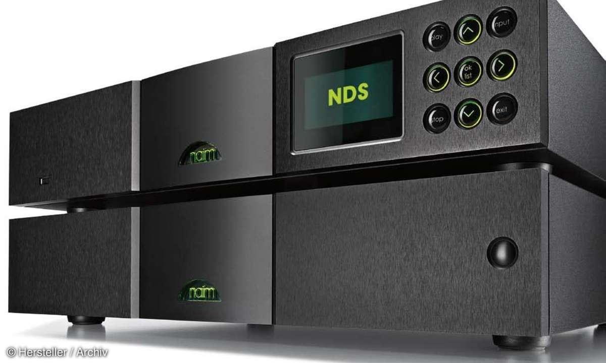 Naim NDS + XPS