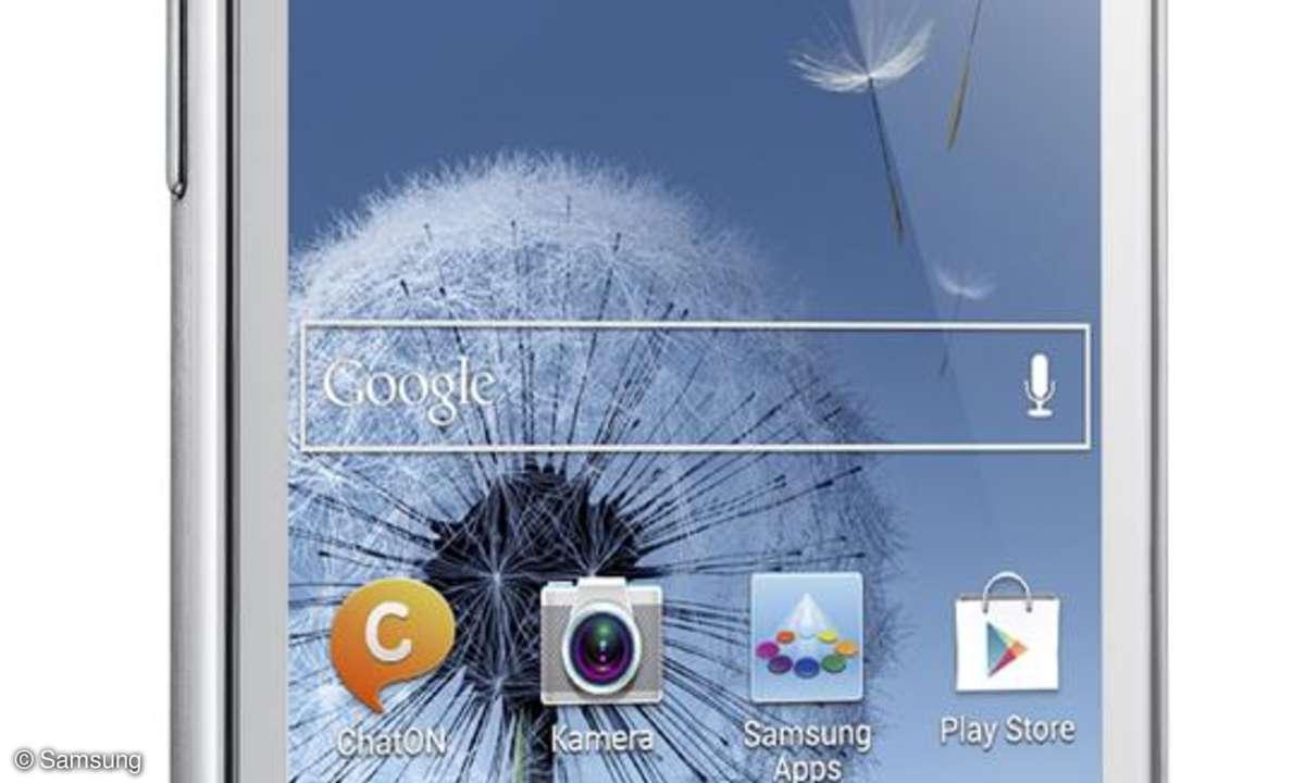 Samsung Galaxy S Duos, 2-SIM-Karten Smartphone
