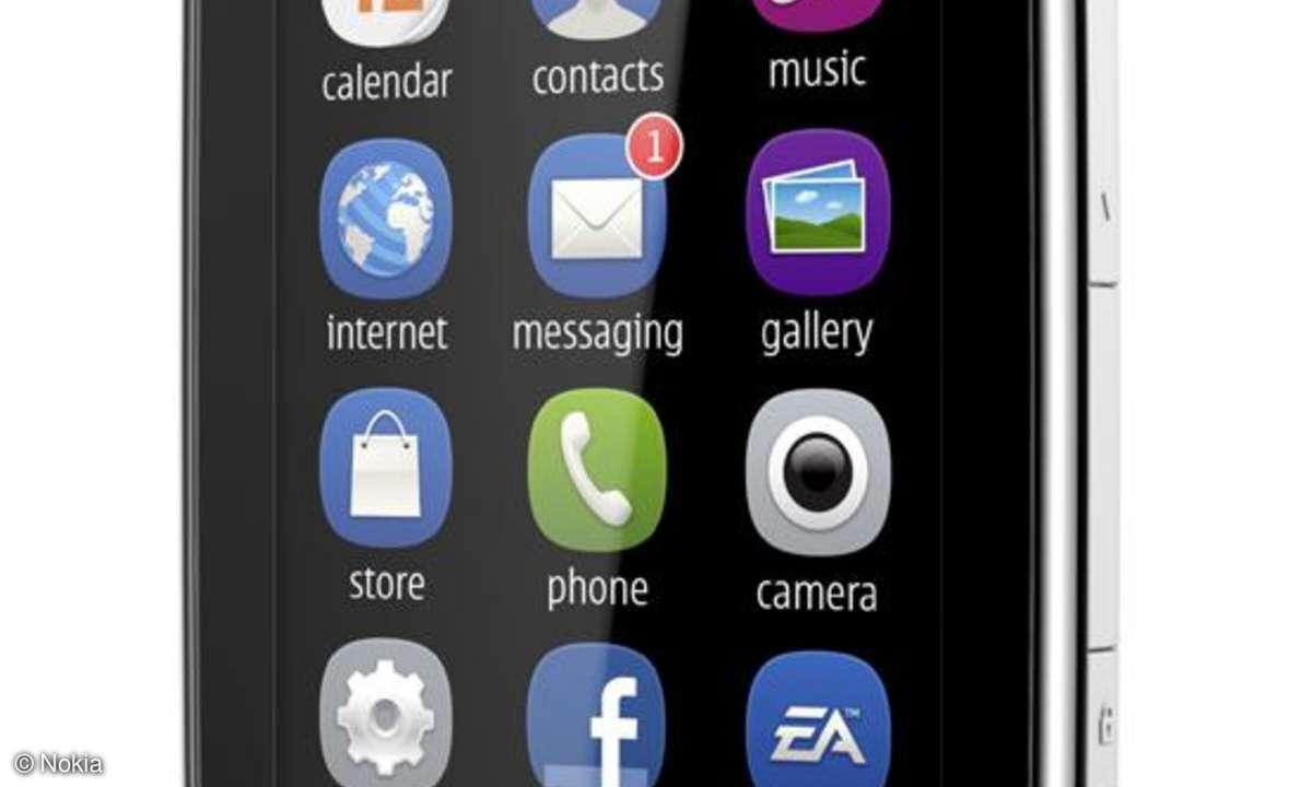 Nokia Asha 309, Nokia Handy, Handy