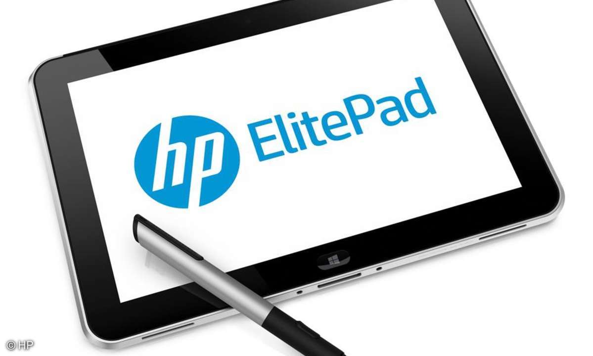 HP ElitePad 900, Windows 8 Tablet