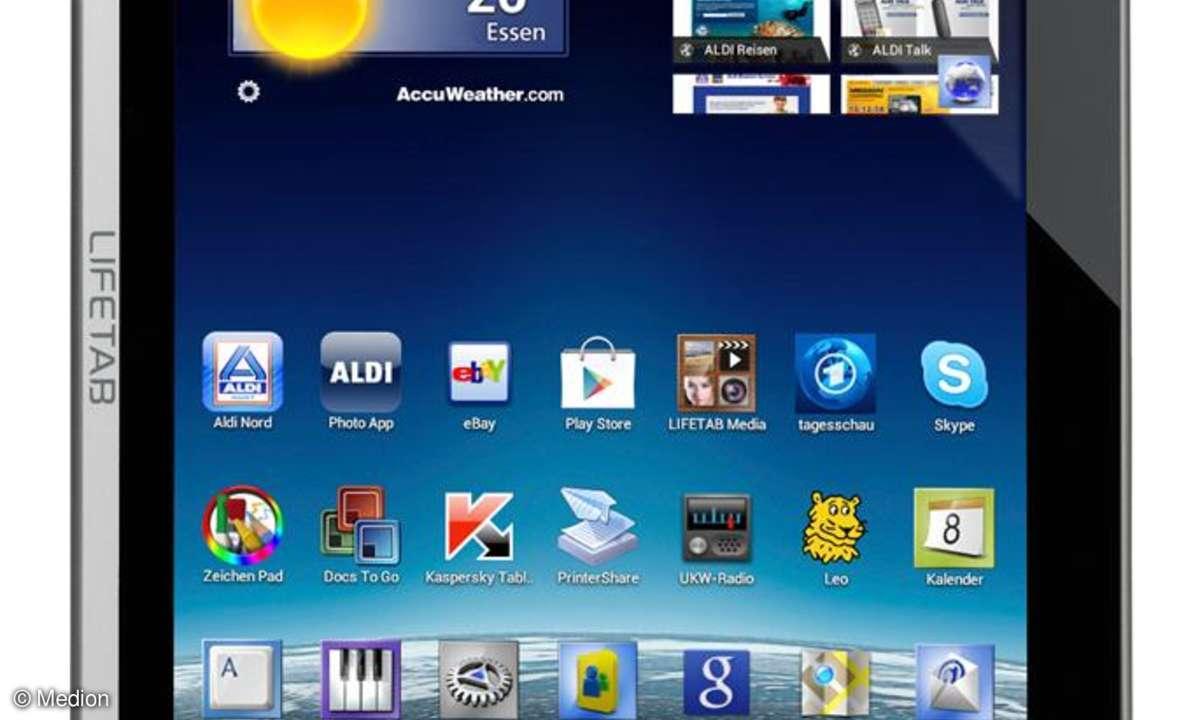 Aldi Tablet, Medion Lifetab S9512