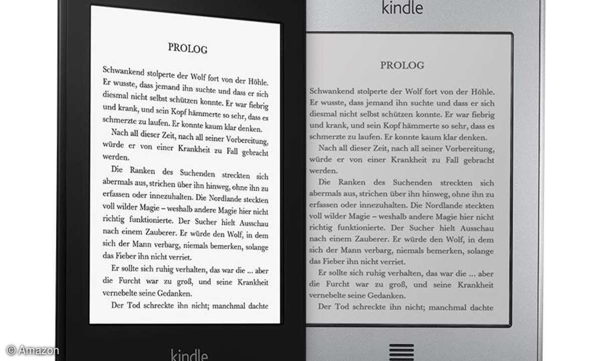 Kindle Paperwhite, eReader, Amazon eReader