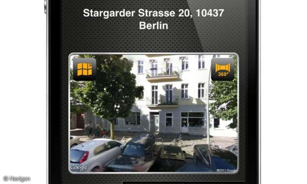 Navigon für iPhone 2.1: Das Update ist da