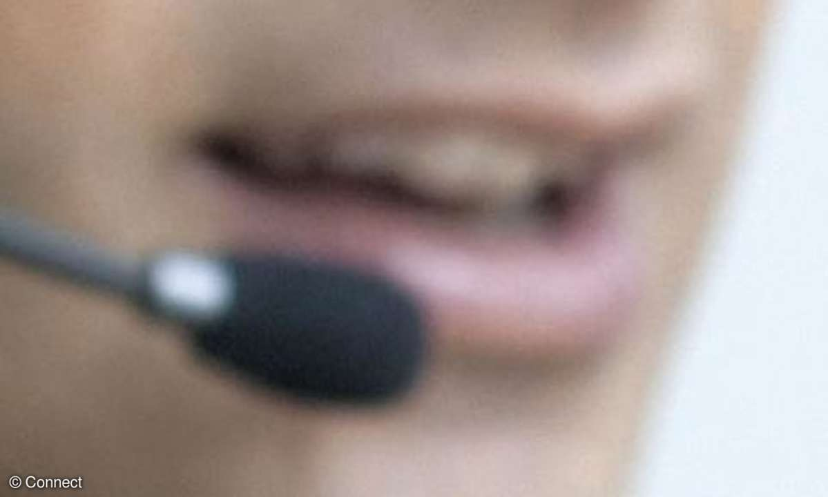 Connect-Hotline-Test der Mobilfunk-Netzbetreiber