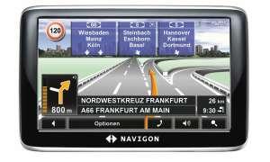Navigon 8450 Live im Test