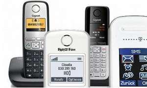 DECT-Telefone