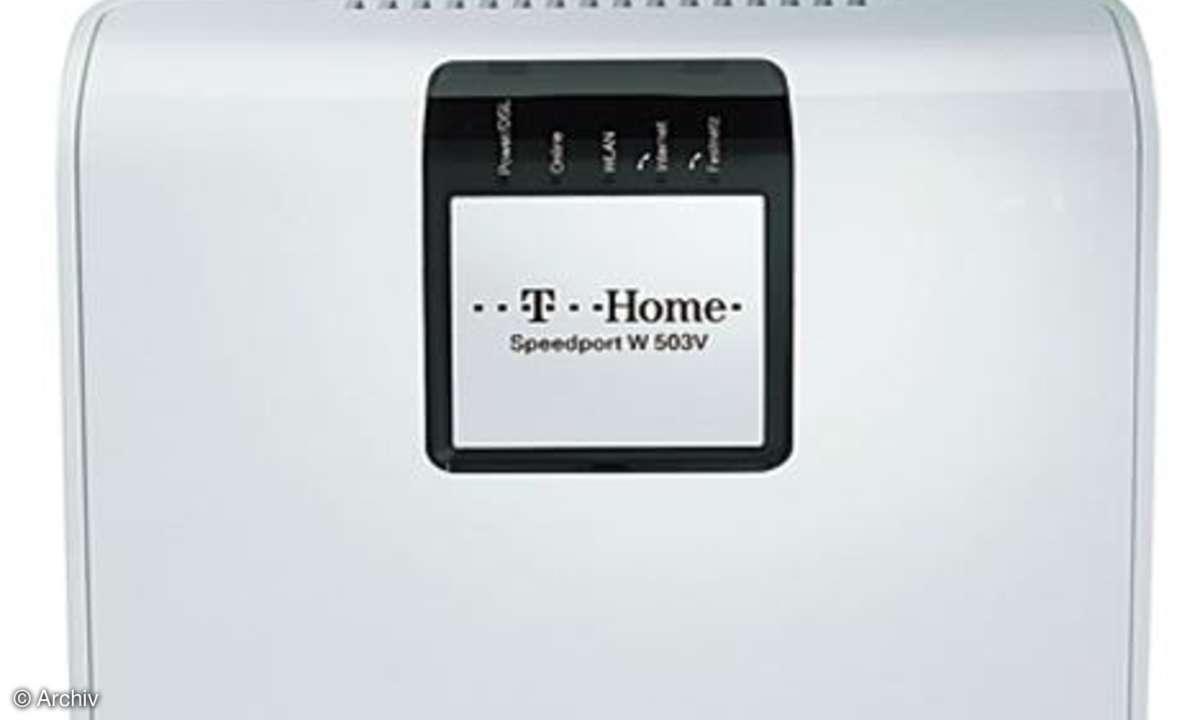T-Home Speedport W 503V