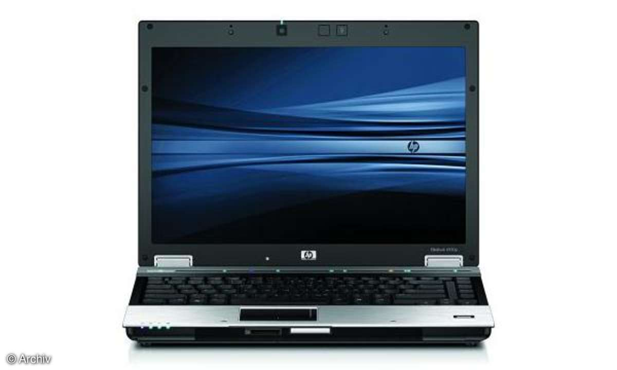 Testbericht HP EliteBook 6930p