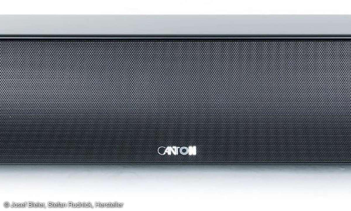 Canton  DM 90.2, soundbar, lautsprecher