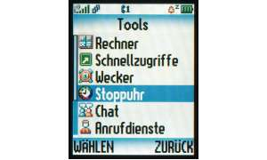 Tools Motorola W375