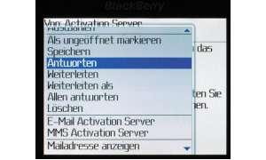 E-Mail-Verwaltung