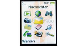 Display Sony Ericsson W610i