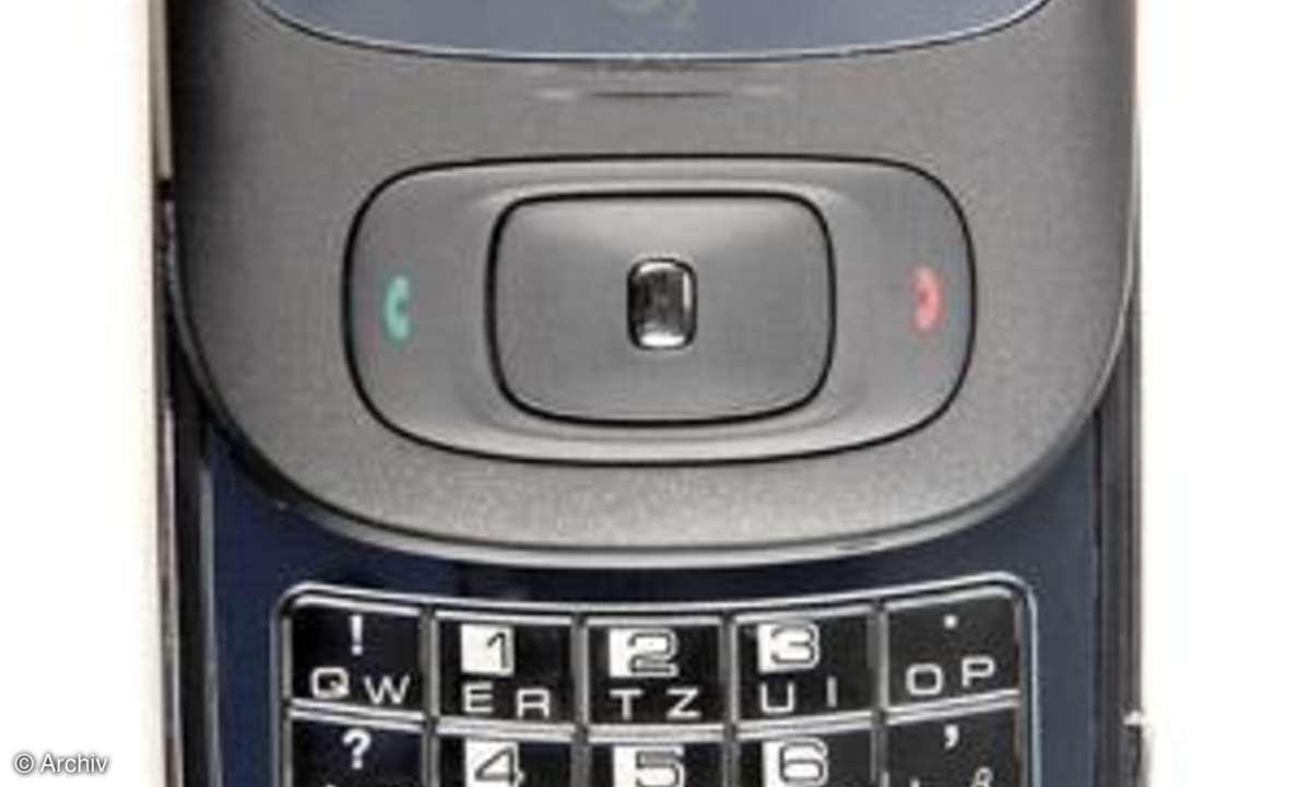 O2 XDA Star Tastatur