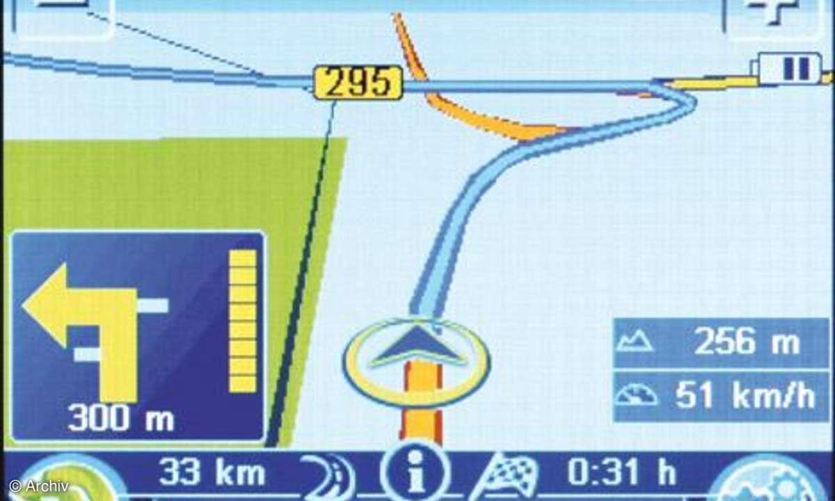 Testbericht Blaupunkt Travel Pilot 200