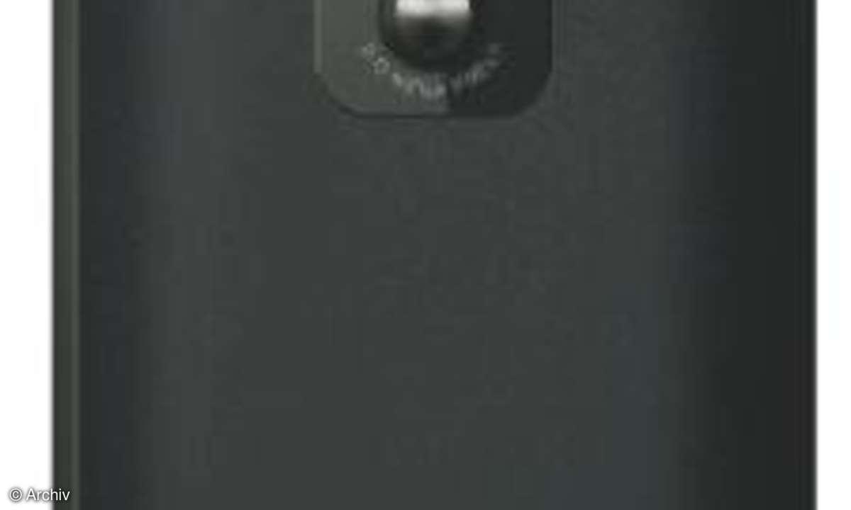HTC P3470 Rückseite