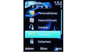 Nokia N78 Navi-Rad