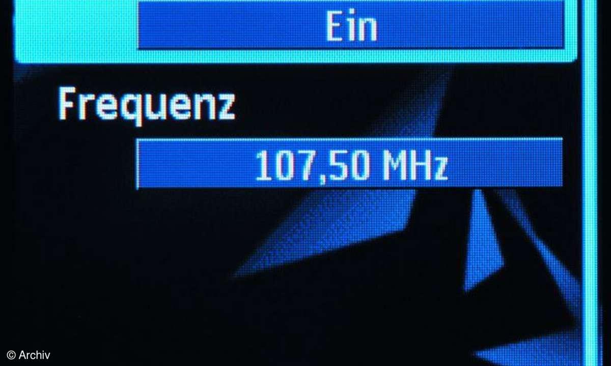 Nokia N78 Radio