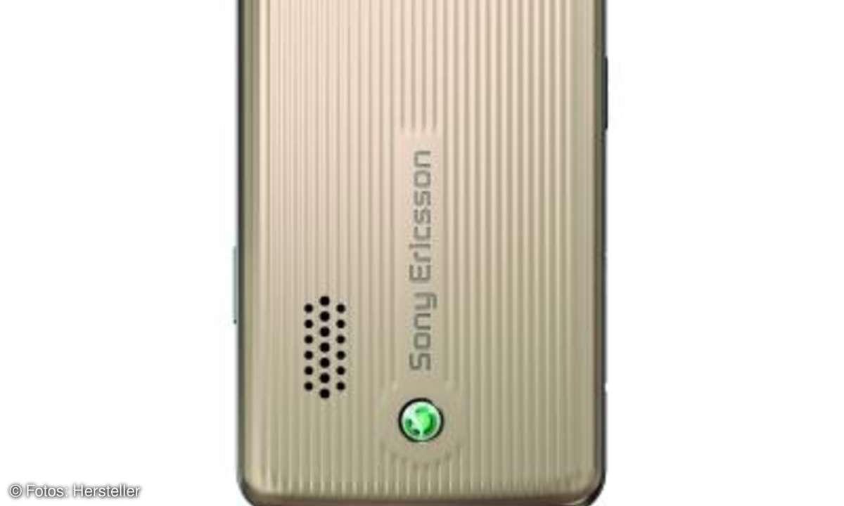 Testbericht Sony Ericsson G700