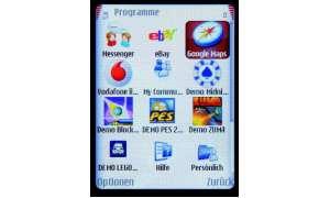 Testbericht Nokia 6124 classic
