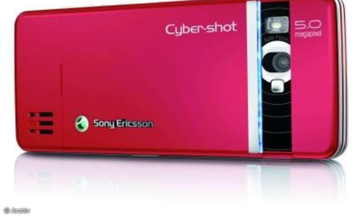 Testbericht Sony Ericsson C902